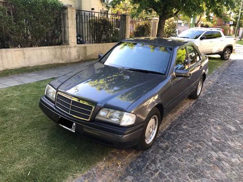 mercedes-benz clase c 2.0 c200 classic 1997