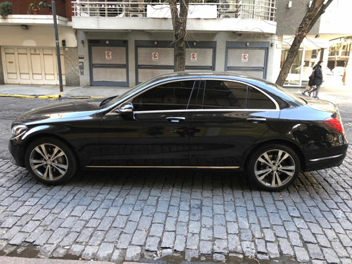 mercedes-benz clase c 2.0 c250 avantgarde 211cv at 2016