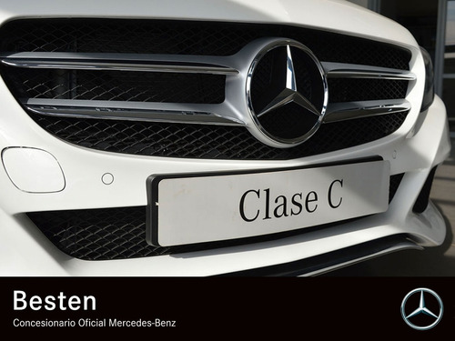 mercedes benz clase c 200 0km 2019 besten junín