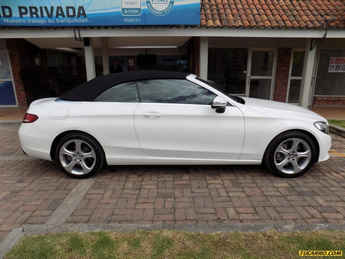 mercedes benz clase c 200 cabriolet 2.0 at aa