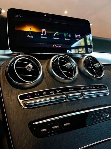 mercedes benz clase c 200 coupé 4*2 at cuero 2020 - 0 km