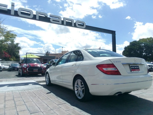 mercedes-benz clase c 200 exclusive