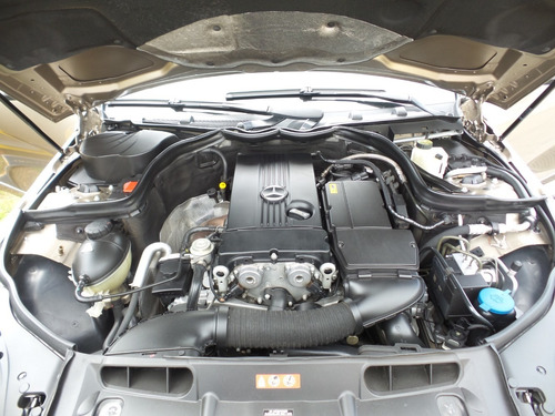 mercedes-benz clase c 200 k kompressor