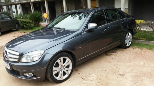 mercedes-benz clase c 2007 3.5 c350 elegance at