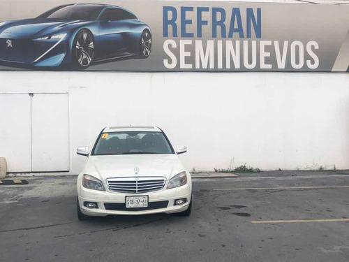 mercedes-benz clase c 2008 3.5 350 elegance mt
