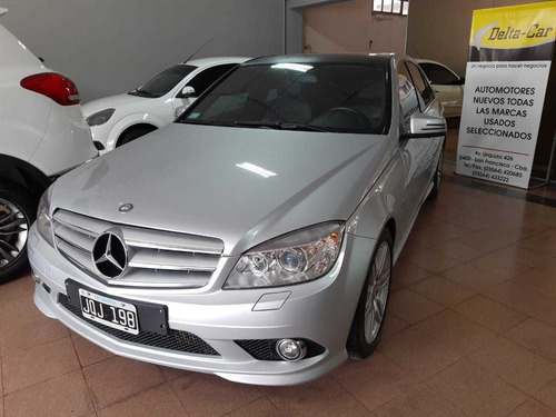 mercedes benz clase c 2011 1.8 c250 avantgarde b.efficien
