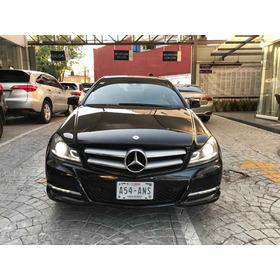 Mercedes-benz Clase C 2012 2p C 250 Cgi Coupe Aut