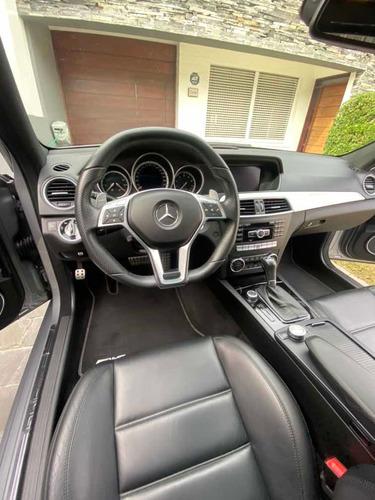 mercedes-benz clase c 2013 6.3 c63 amg sedan 457cv