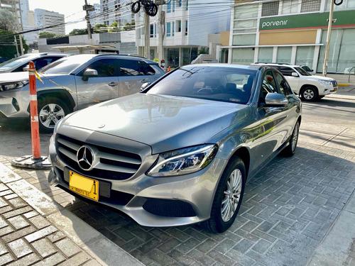 mercedes-benz clase c 2015 1.6 limited plus
