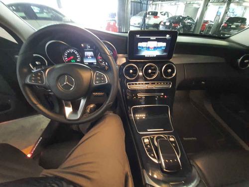 mercedes-benz clase c 2017 4p c 200 sport l4/2.0/t aut