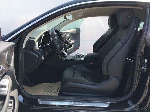 mercedes-benz clase c 2019 200 coupe mild hybrid