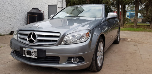 mercedes-benz clase c 2.1 c220 cdi elegance at 2008