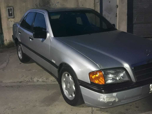 mercedes-benz clase c 2.2 c220 elegance 1994