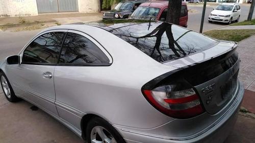 mercedes-benz clase c 2.2 c220 sportcoupe cdi plus 2006