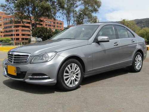 mercedes-benz clase c 220 at 2200