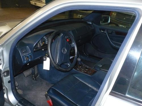 mercedes benz clase c 220 cdi at 2000