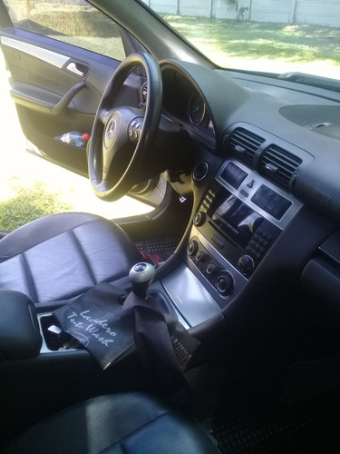 mercedes-benz clase c 2.3 c230 kompressor avantgarde sport