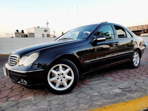 mercedes-benz clase c 2.4 240 elegance at 2002