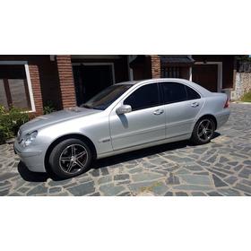 Mercedes-benz Clase C 2.4 C240 Elegance Plus Te At 2001