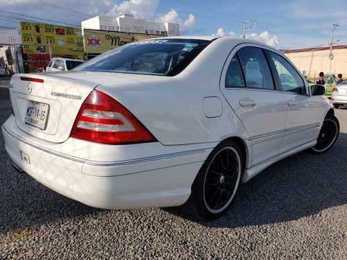 mercedes-benz clase c 2.5 230 k at