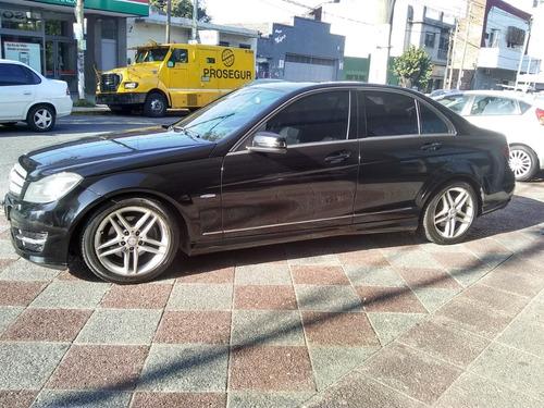 mercedes benz clase c 250 2011