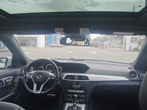mercedes-benz clase c 250 2012