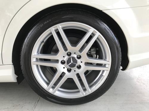 mercedes benz clase c 250 amg cgi sport piel quemacocos 2012