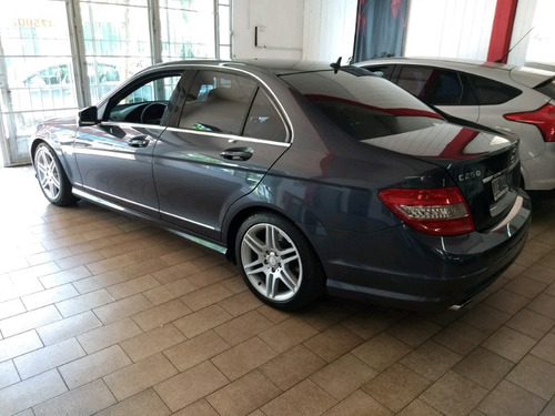 mercedes benz clase c 250 avantgarde b.efficiency at