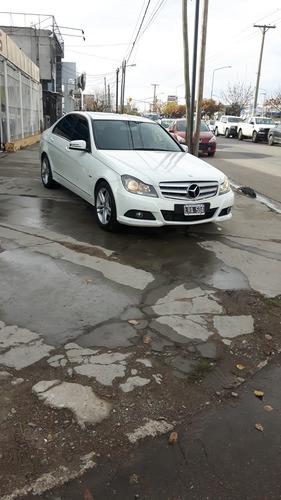 mercedes benz clase c 250 blue efficince 2012 nafta 1.8turbo