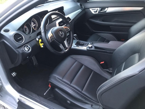 mercedes benz clase c 250 sport coupe blueefficiency at 2013