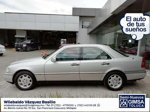 mercedes-benz clase c 280 1995