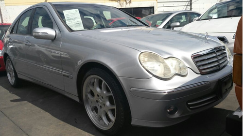 mercedes benz clase c 3.0 280 elegance at