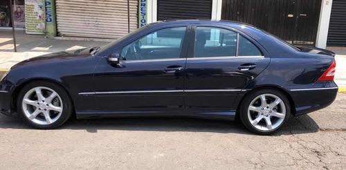 mercedes-benz clase c 3.0 280 sport at 2007
