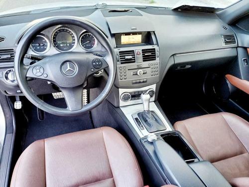 mercedes-benz clase c 3.0 300 elegance ltd mt 2011