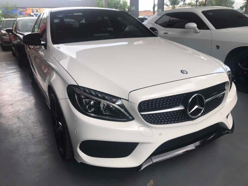 mercedes-benz clase c 3.0 c 43 amg coupe at 2017