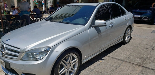 mercedes-benz clase c 3.0 c350 avantgarde sport at 2011