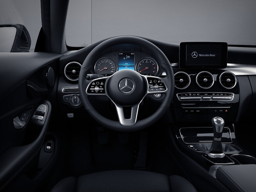 mercedes benz clase c 300 amg line coupe 2020 0km