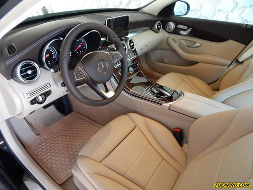 mercedes benz clase c 300 luxury - automatico