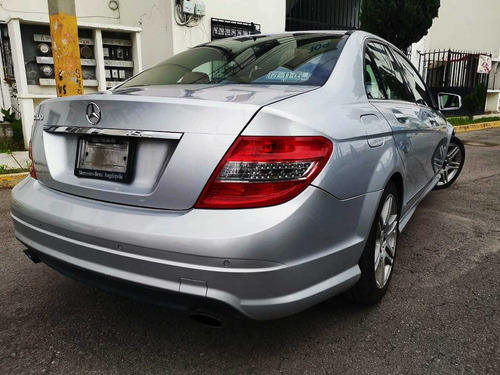 mercedes-benz clase c 300 sport amg at autos puebla