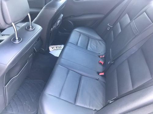 mercedes benz clase c 3.5 350 sport ta 2010 negro