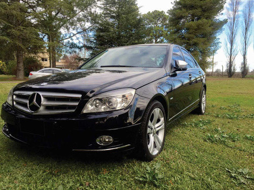 mercedes benz clase c 350 (272 cv) at elegance, impecable!!