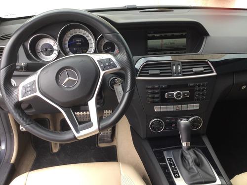 mercedes benz clase c 350 coupe 2014