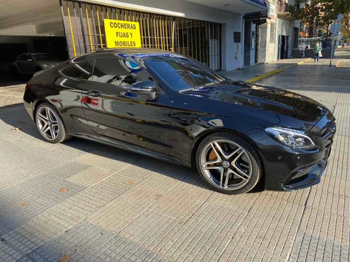 mercedes-benz clase c 4.0 amg s coupe 510cv 2018 roma cars