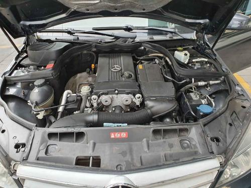 mercedes-benz clase c 4p c 200 kompressor special edition 4