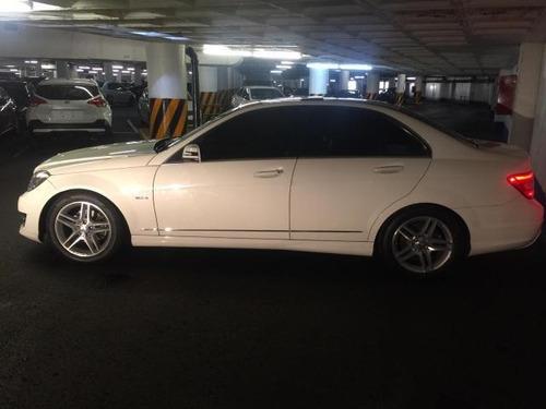 mercedes benz clase c  4p c 250 sport l4/1.8 aut