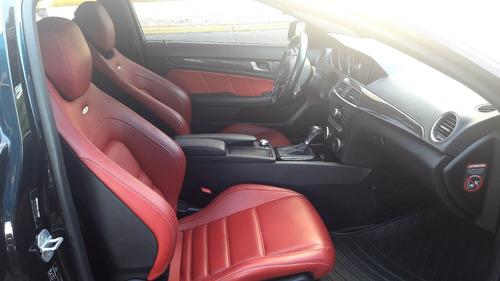 mercedes benz clase c 63 amg aut 2013, excelentes condicione