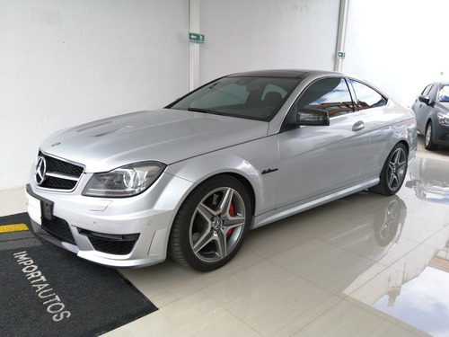 mercedes-benz clase c 63 coupe amg 2013