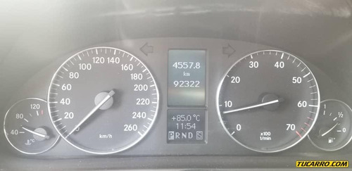 mercedes benz clase c c-200 kompresor con turbo