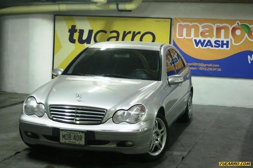 mercedes benz clase c c-200k sedan