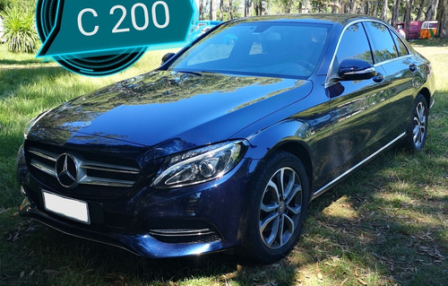 mercedes-benz clase c c200  blueefficiency berlina